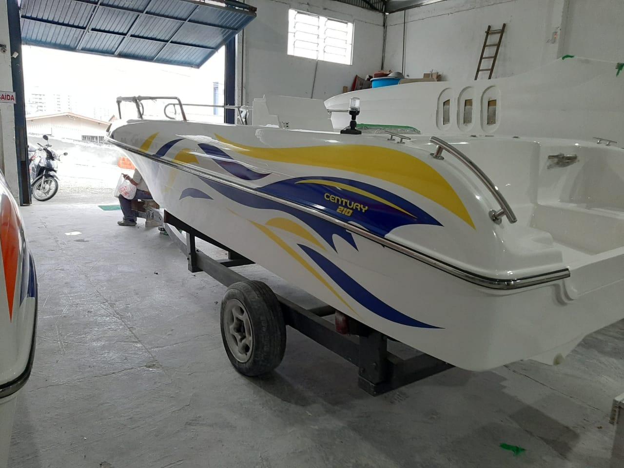 CENTURY 210 FISHING NOVA