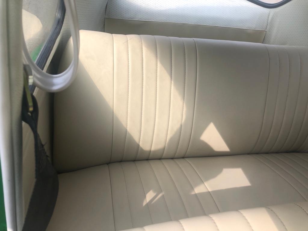 VW FUSCA 1300 - 1974
