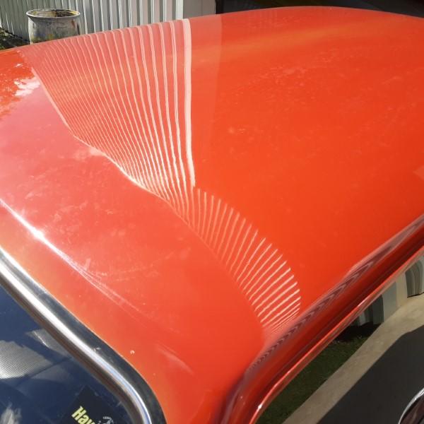 VW BRASÍLIA - 1973/74