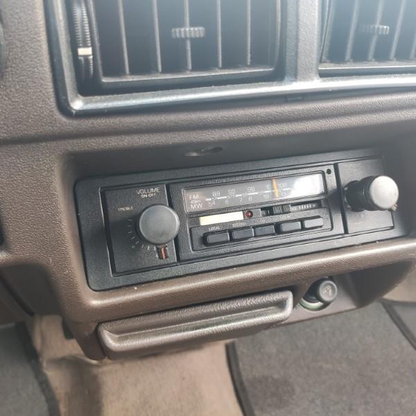 ESCORT GL - 1986