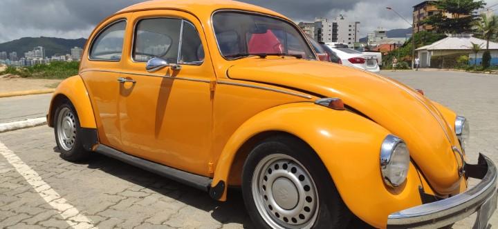 VW FUSCA 1500 - 1972