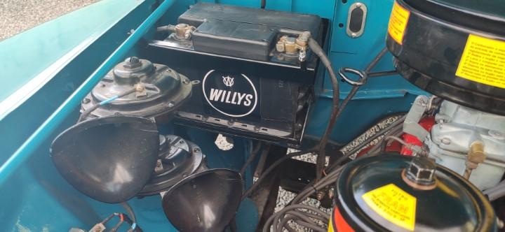 RURAL WILLYS - 1965