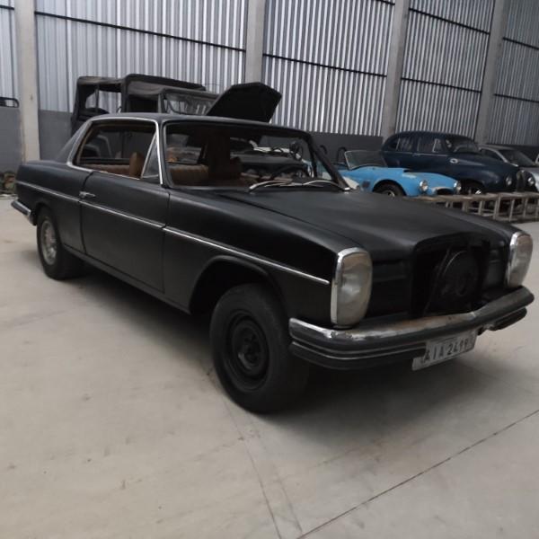 MERCEDES C300 (PROJETO) - 1972
