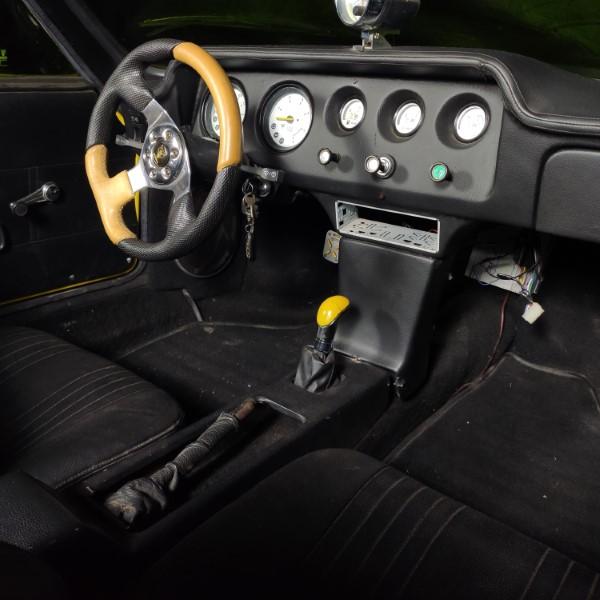 PUMA GTS 1600 - 1980