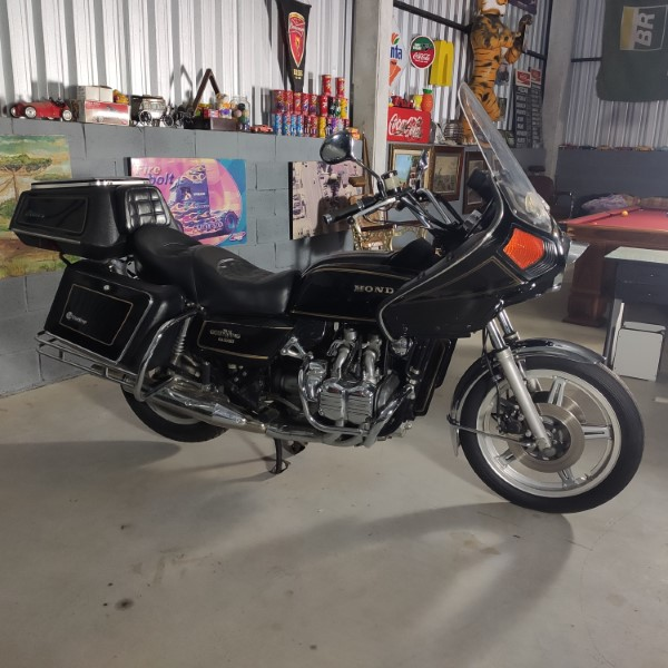 HONDA GOLD WING GL1000 -1978