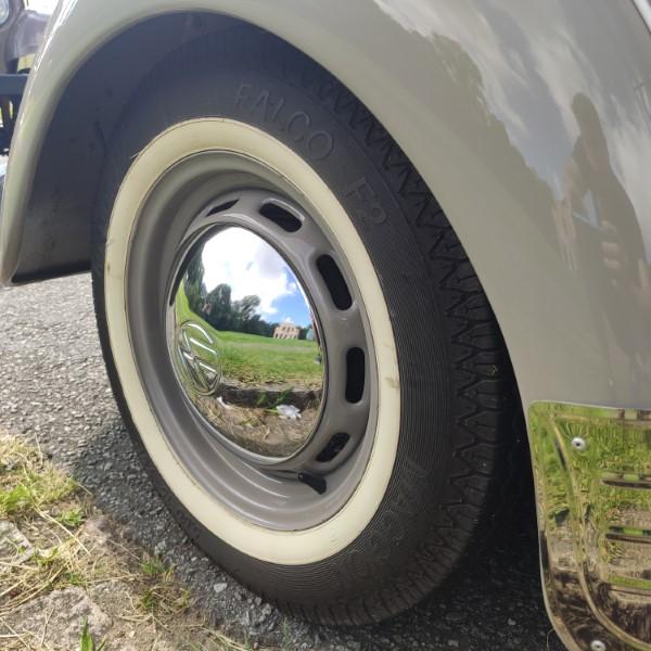 VW FUSCA 1300 68 -1968
