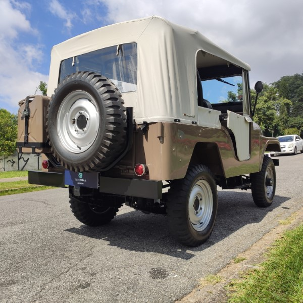JEEP WILLYS 67 - 1967