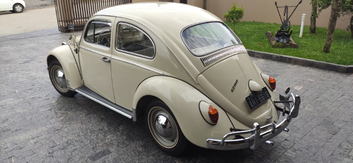 VW FUSCA 1200 - 1964