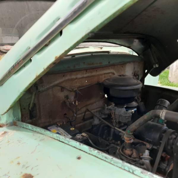 FORD F1 1952 - PROJETO