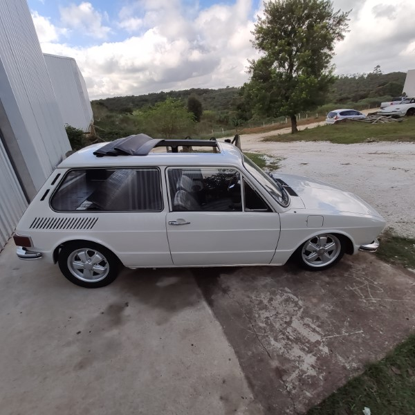 VW BRASILIA - 1977