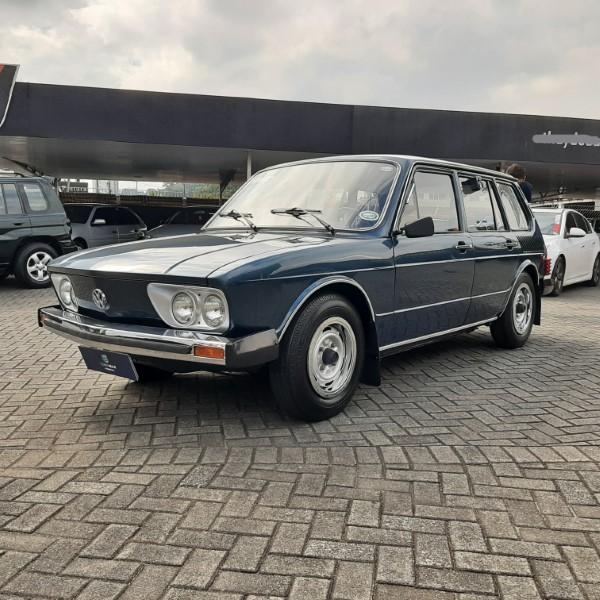 VW BRASILIA - 1979