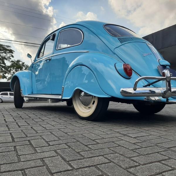 FUSCA 1200 - 1963