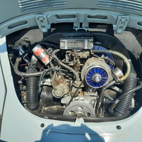 VW FUSCA AUTOMATIC - 1970