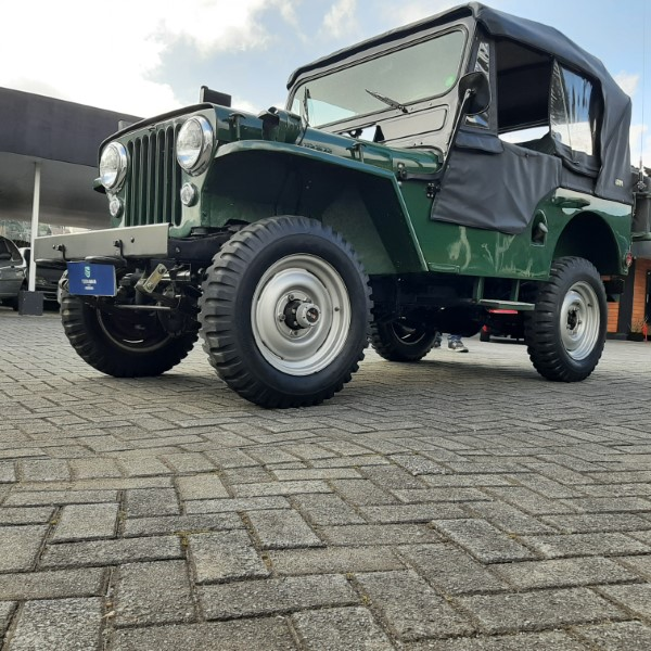 FORD JEEP WILLYS - 1954