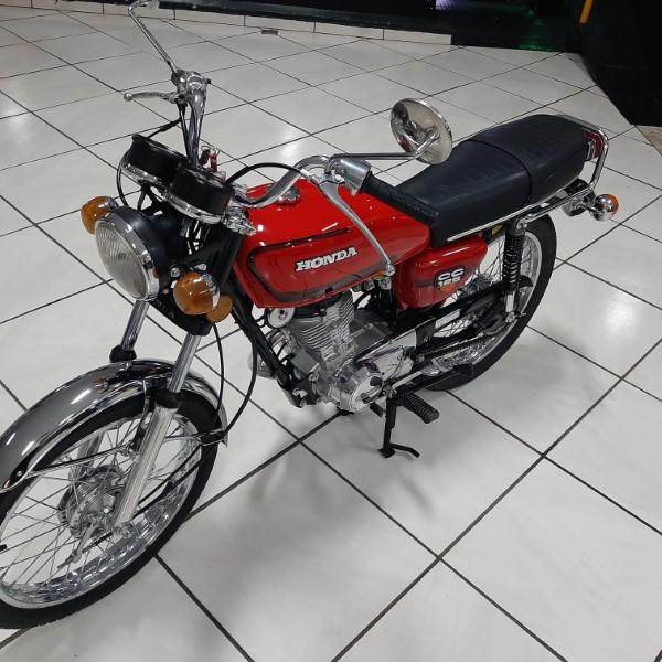 HONDA CG 125 - 1982