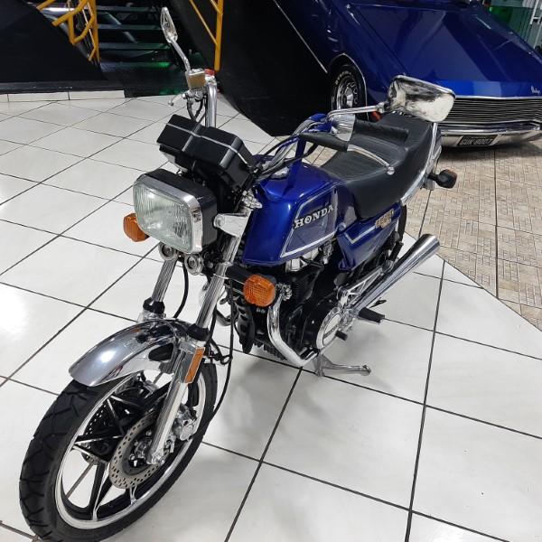 HONDA CB 450 CUSTOM - 1984
