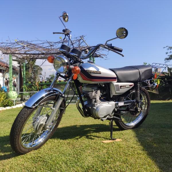 HONDA ML 125 - 1980