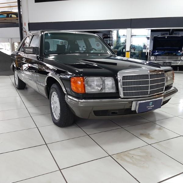 MERCEDES 280S - 1981