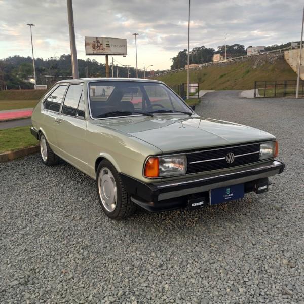 VW PASSAT GHLS - 1982