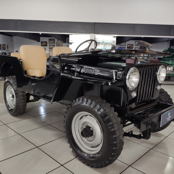 FORD JEEP WILLYS - 1951