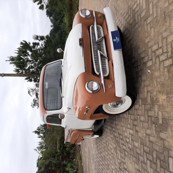 CHEVROLET BRASIL 3100 - 1960